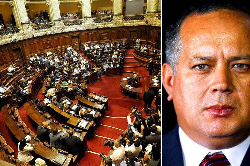 Diosdado-Cabello-parlamento-uruguay