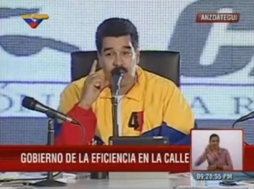 Maduro amenaza a CNN: Vamos a derrotarlos + VIDEO