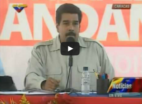 Maduro solicita averiguación en contra de Cinex por censura + VIDEO