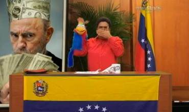 HUMOR: Nicolás Maduro y el papel sanitario + VIDEO