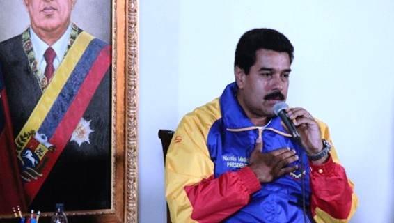 Maduro sobre el dolar