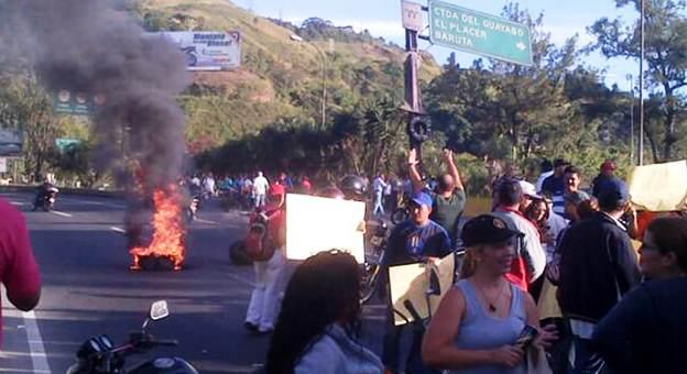 Protesta Miranda