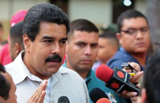 Maduro ordenes