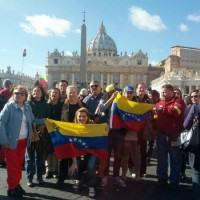 Capriles en la plaza San Pedro 1