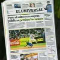 Titular El Universal