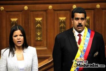 ¡SECRETOS PRESIDENCIALES! Maduro quería sacar a Arreaza del poder y María Gabriela lo detiene