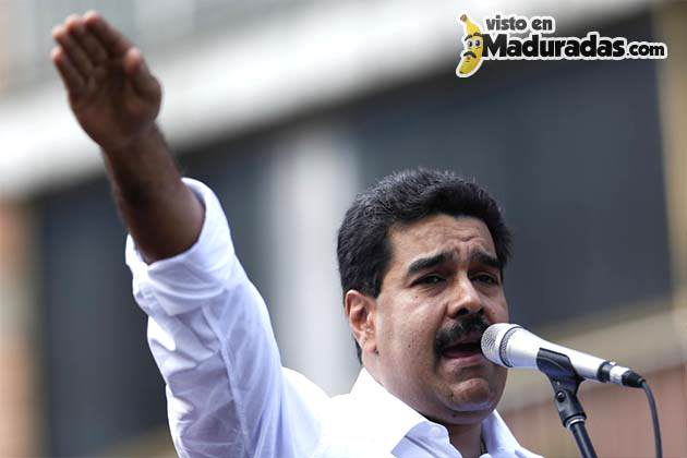 Maduro Hitler