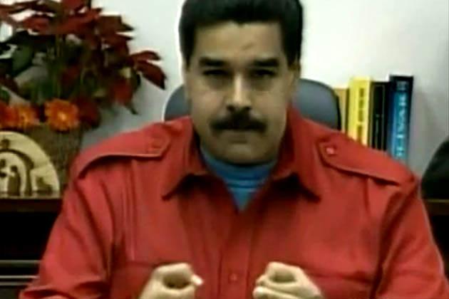 Maduro amenaza a empresarios
