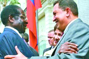 COPIANDO MODELOS ECONÓMICOS & DICTATORIALES: Maduro & Daka, Mugabe & Zimbawe