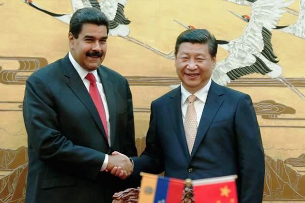 Nicolas Maduro y China