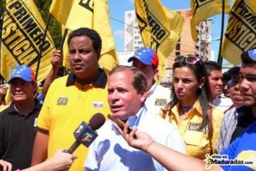 ¡NADIE LO CALLA! La contundente respuesta de Guanipa que no le gustará a Delcy y Maduro (+Video)