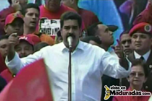 Maduro sobre empresarios