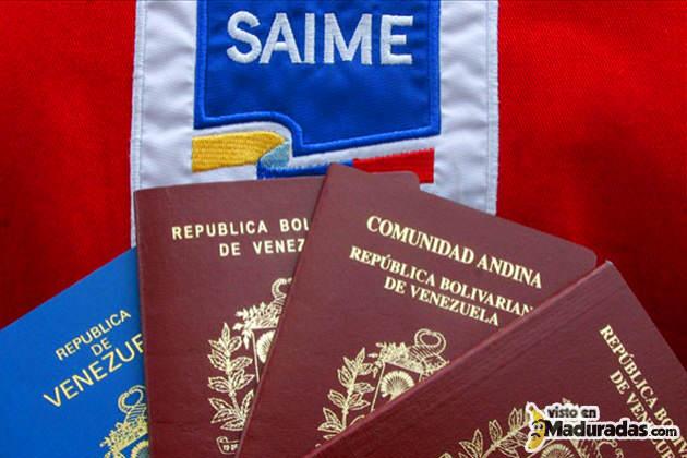 Aumentan costos de pasaportes