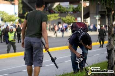 AUMENTA CIFRA de periodistas agredidos por ejercer su profesión + DATOS