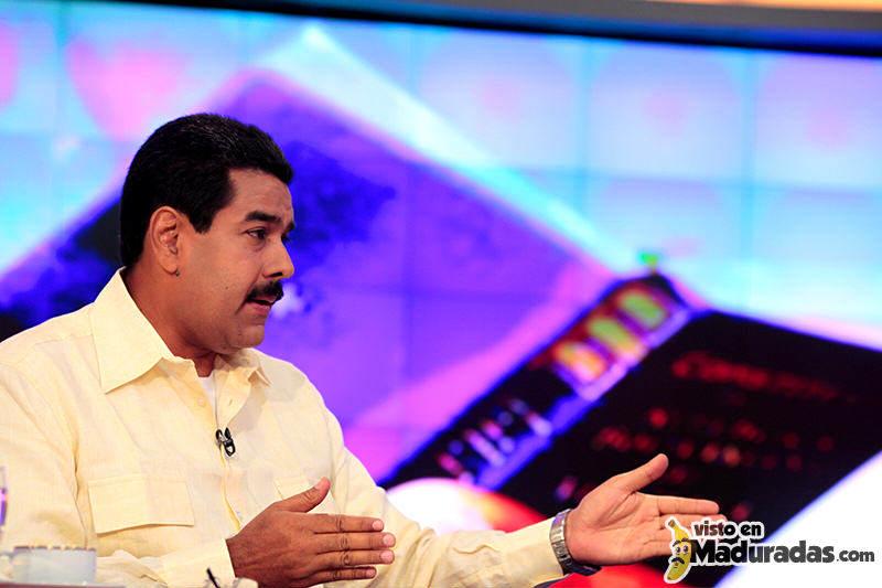 Nicolas Maduro en entrevista Cuba
