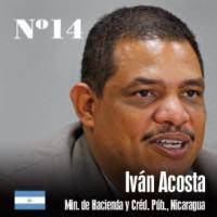 14. Iván Acosta