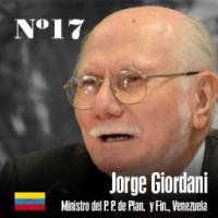 17. Jorge Giordani
