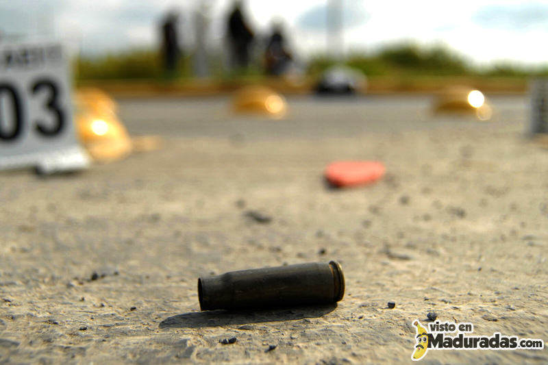 Balas - Escena del Crimen - Asesinatos - Homicidios - Venezuela