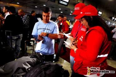 ¡ÉRAMOS MUCHO Y PARIÓ LA ABUELA! Se esperan cambios en el cupo de viajeros para el 2015