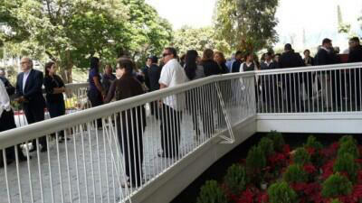 Funeral Monica Spear