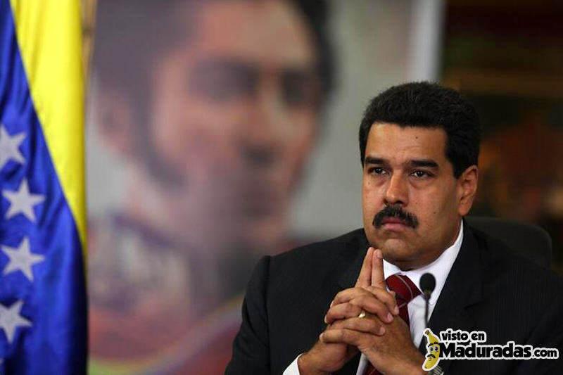 Nicolas Maduro - CADIVISMO - Anuncio