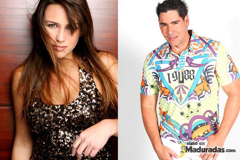 Toma y dame entre Erika de la Vega y Winston Vallenilla