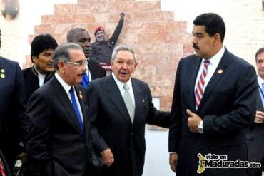 ¡CRECE LA IDOLATRÍA! Nicolás Maduro y Raúl Castro inauguran Museo Hugo Chávez en La Habana