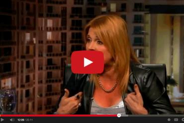 ¡IMPERDIBLE! Esta es la entrevista de Jaime Bayly a Belén Marrero + VIDEO