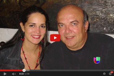 Padre de Mónica Spear se enteró del asesinato por un canal de noticias + VIDEO