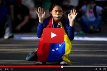 """¡REALMENTE CONMOVEDOR! """"De que me sirve la Vida"""" de Camila, editado versión apoyo a Venezuela"""