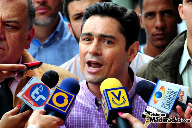 Carlos Vecchio Voluntad Popular
