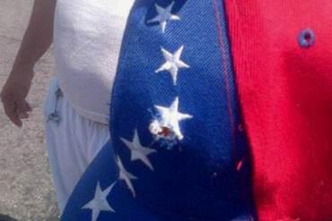 ¿HASTA CUÁNDO? Motorizados armados serían culpables de manifestante fallecido en Cagua