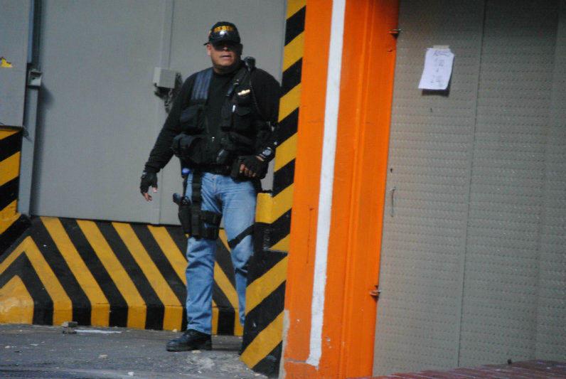 Hechos en Protesta de Estudiantes Avenida Sur 9 Caracas (22)