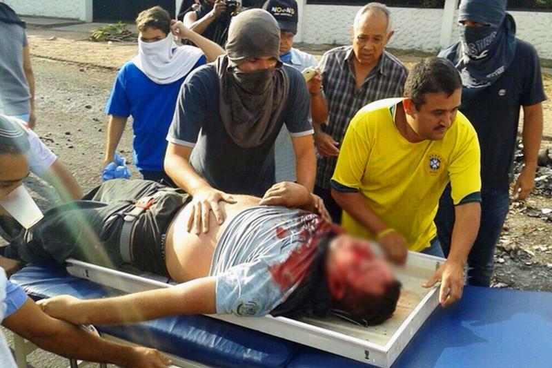 Jimmy Vargas muere en san cristobal gnb