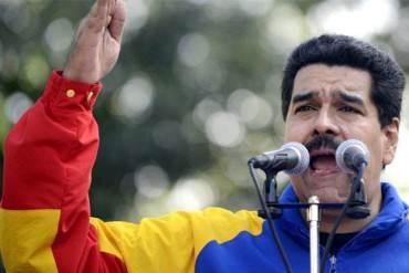 ¡ESTÁ CLARITO! Maduro: Le vamos a dar un voto castigo a la oposición en las elecciones (+Video)