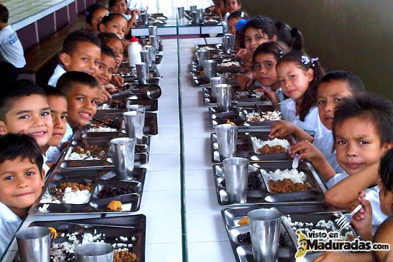 PAE Programa Alimentario Escolar Venezuela