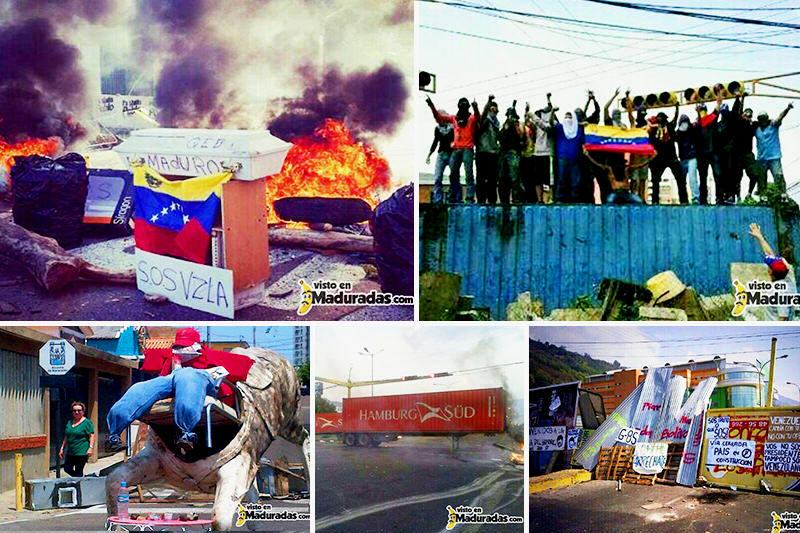 Gran barricada nacional