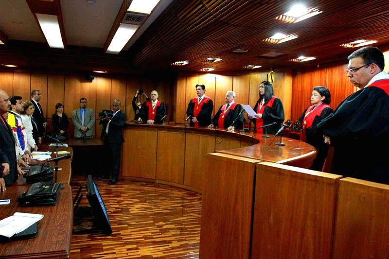 Alcalde de San Cristobal Daniel Ceballos condenado a prision por 12 meses en el TSJ