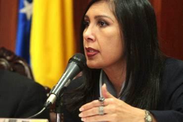 ¡CANDELA! Aseguran que postgrado de Gladys Gutiérrez en España podría ser falso: AN investiga