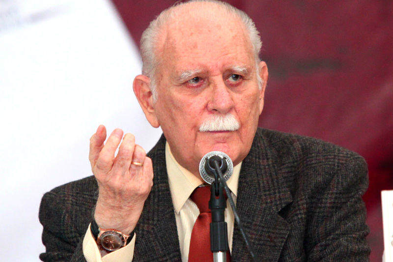 Jose Vicente Rangel periodista venezolano chavista