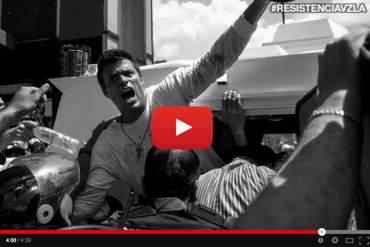 A UN MES DE SU DETENCIÓN: El discurso de Leopoldo López que conmocionó a Venezuela + VIDEO