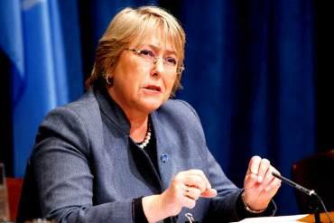 ¡ASÍ ES! Presidenta Bachelet: No apoyaremos golpes de Estado en Venezuela