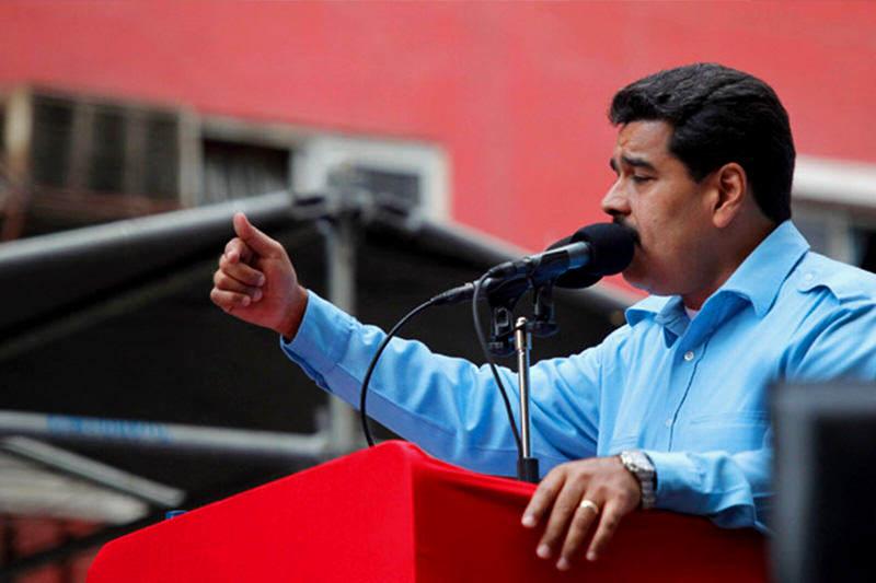 Nicolás-Maduro