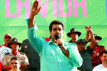 Maduro: «Bandas paramilitares quieren crear el caos en Táchira para quitársela al país»
