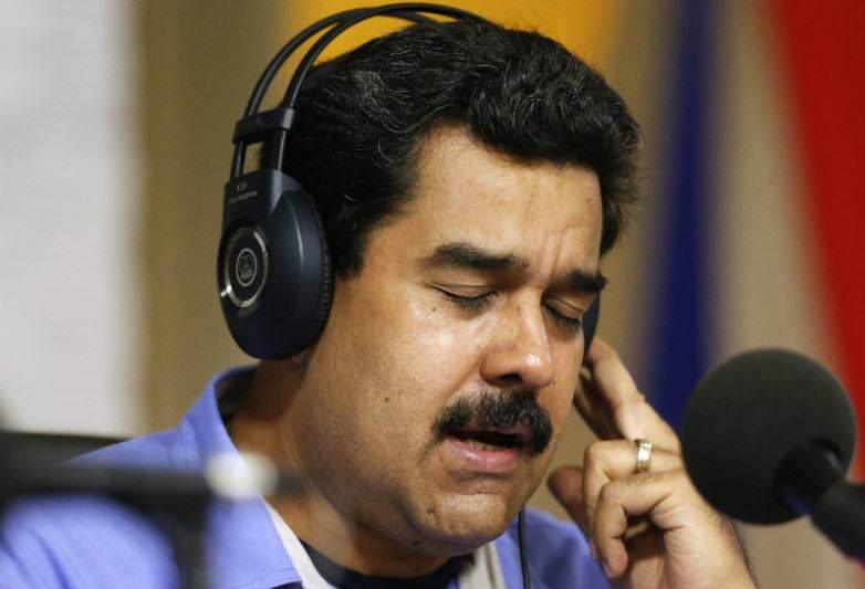 Nicolas Maduro en programa radial (4)