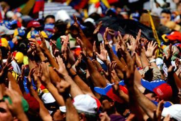 ¡VENEZUELA SALE A LA CALLE! Oposición se concentrará el sábado en Caracas y en 18 estados