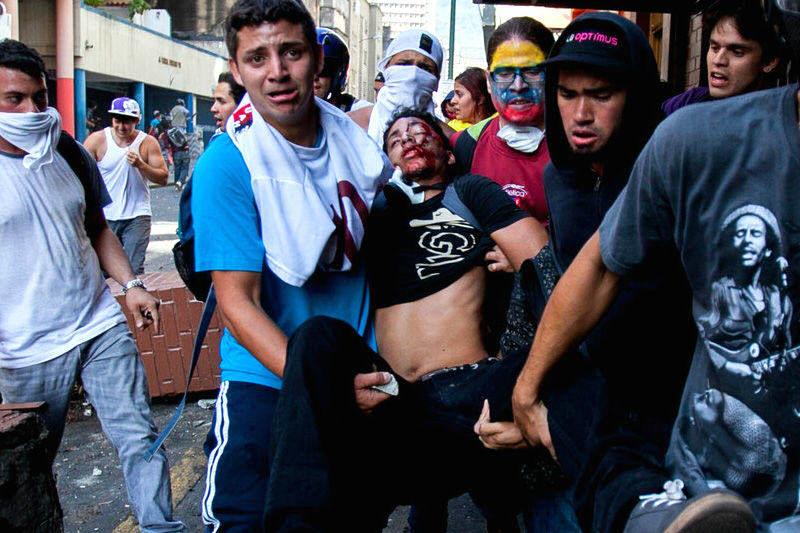 Protestas en Venezuela Muerte de Bassil Da Costa