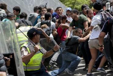 ¡ABSURDA REPRESIÓN! Las más impactantes fotos que deja la represión de Bello Monte #20M