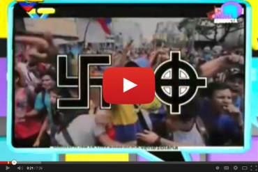 """¡LAVADO DE CEREBRO PROFESIONAL! Esto es lo que significa """"S.O.S"""" según VTV (Video)"""
