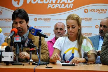 """¡DA RISA! Rodríguez Torres acusa a Lilian Tintori por ayudar en """"logística"""" de campamentos"""